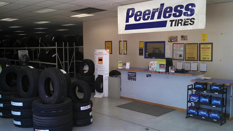 Kansas New Tires - Hutchinson Interior