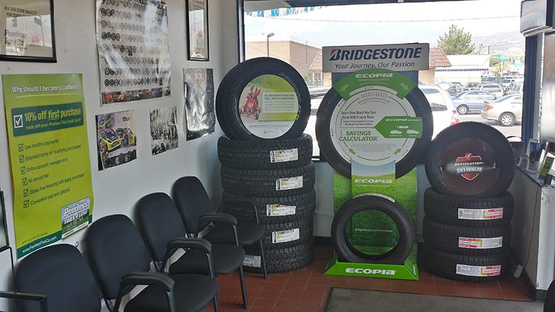 Car Tires In Colorado Springs Ne Colorado Springs Tire Shop