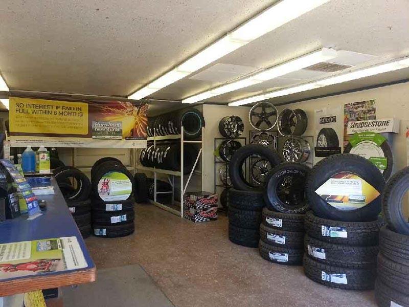 South Dakota Tire Shops - Rapid City Interior